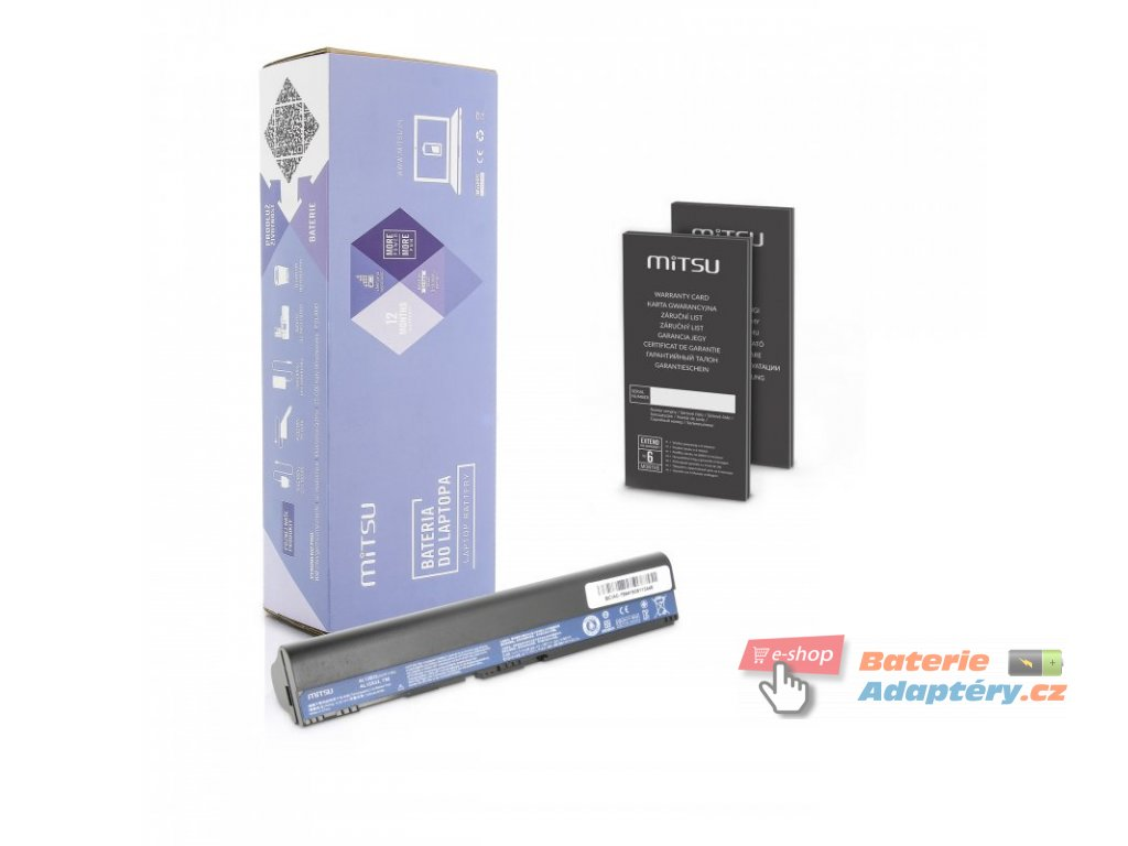 Baterie mitsu Acer Aspire One 725, 756