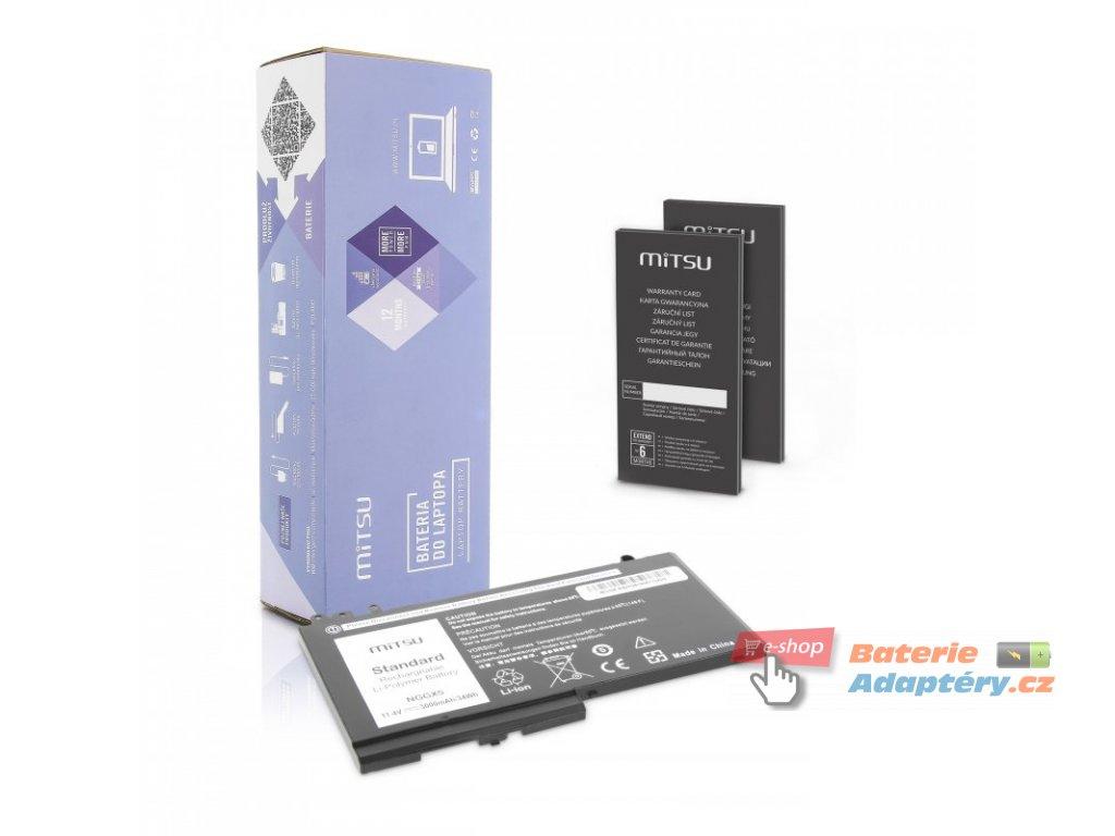 Baterie mitsu Dell Latitude E5250, E5270