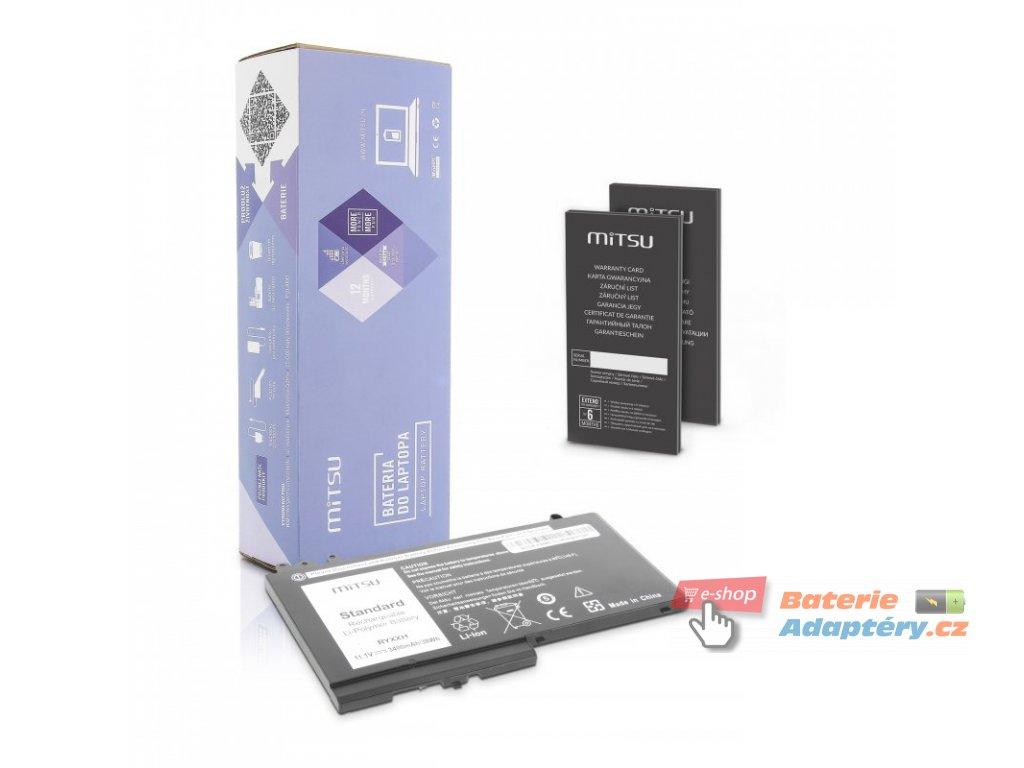 Baterie mitsu Dell Latitude E5450, E5550 – 11.1v