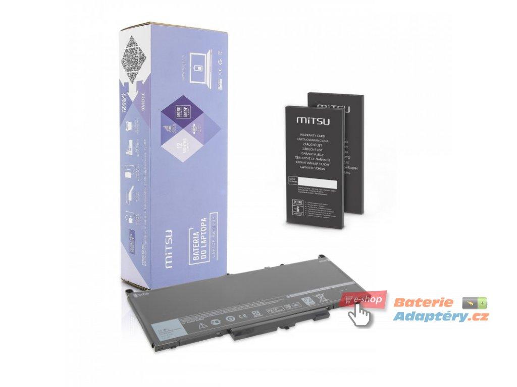 Baterie mitsu Dell Latitude E7270, E7470