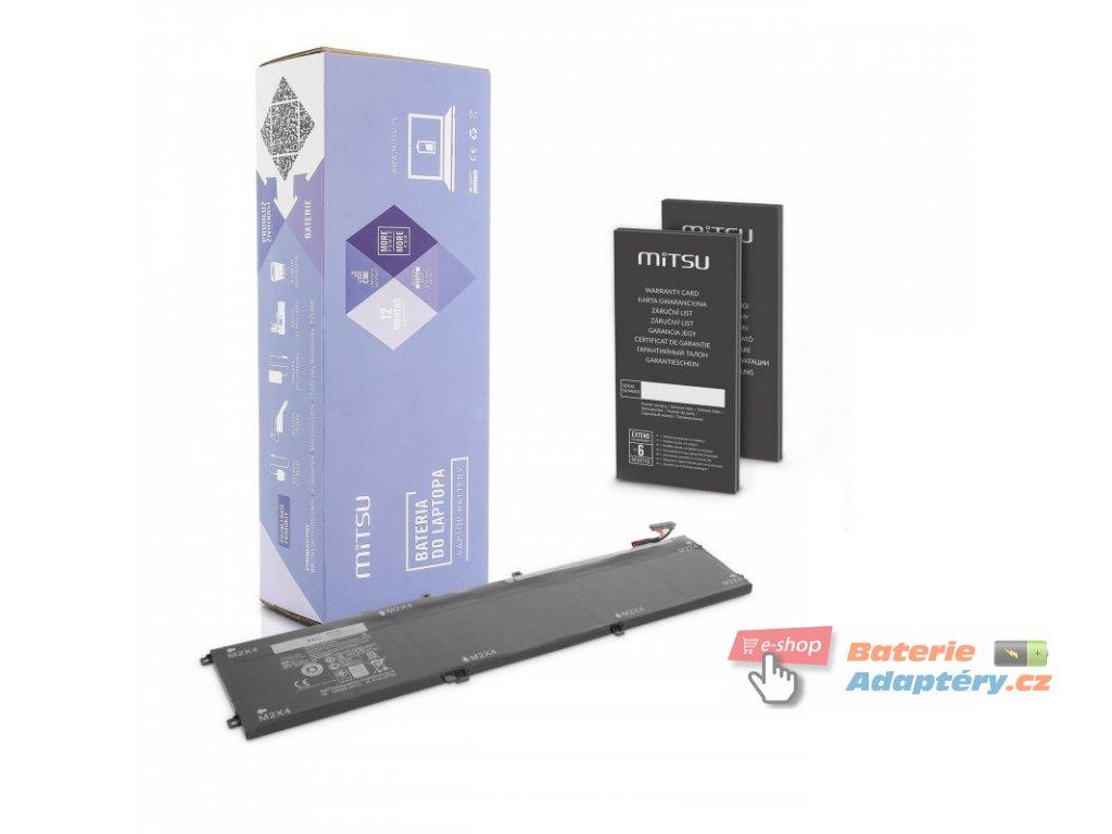 Baterie mitsu Dell XPS 15 9550