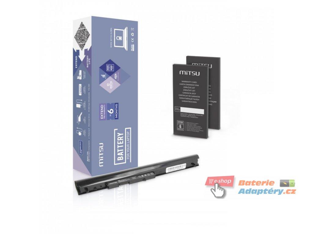 Baterie mitsu HP 240 G2, 255 G2 - 11.1v