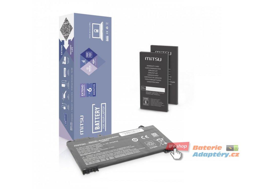 Baterie mitsu HP 430 G6, 450 G6