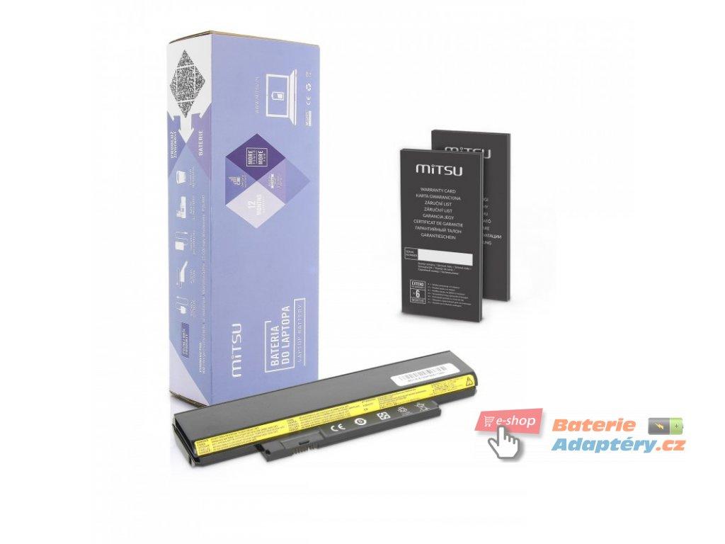 Baterie mitsu Lenovo ThinkPad Edge E120, X121E