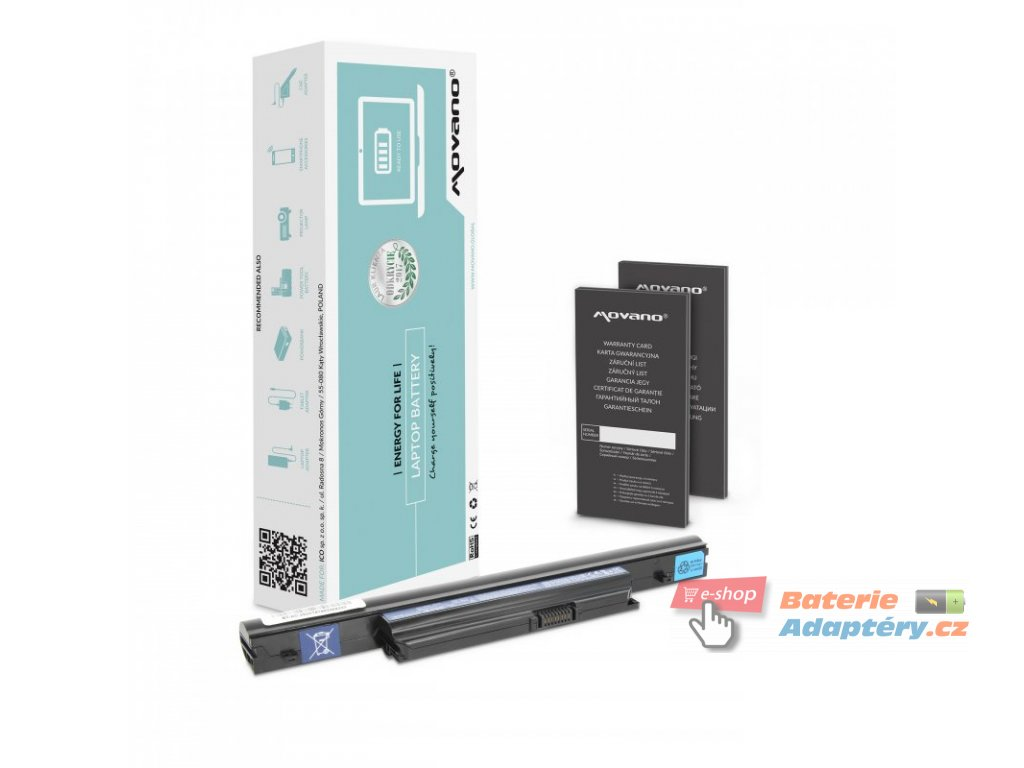 Baterie movano Acer Aspire 3820t, 4820t, 5820t