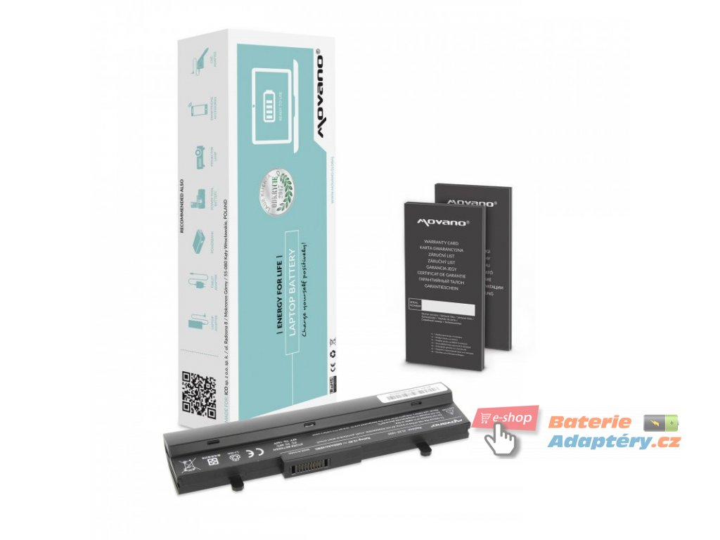 Baterie movano Asus Eee PC 1005