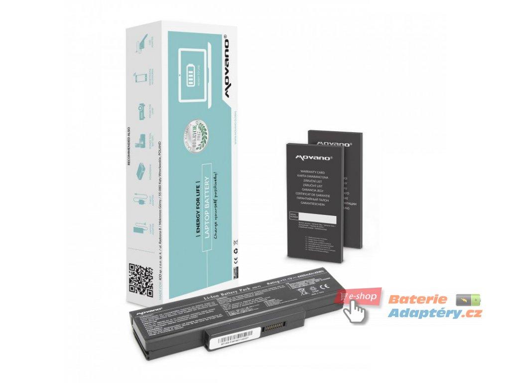 Baterie movano Asus F2, F3, Z94, Z96