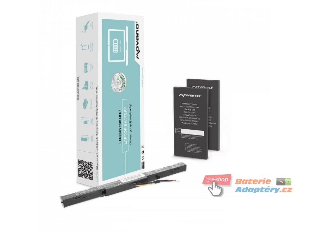 Baterie movano Asus GL752VL, N552VX