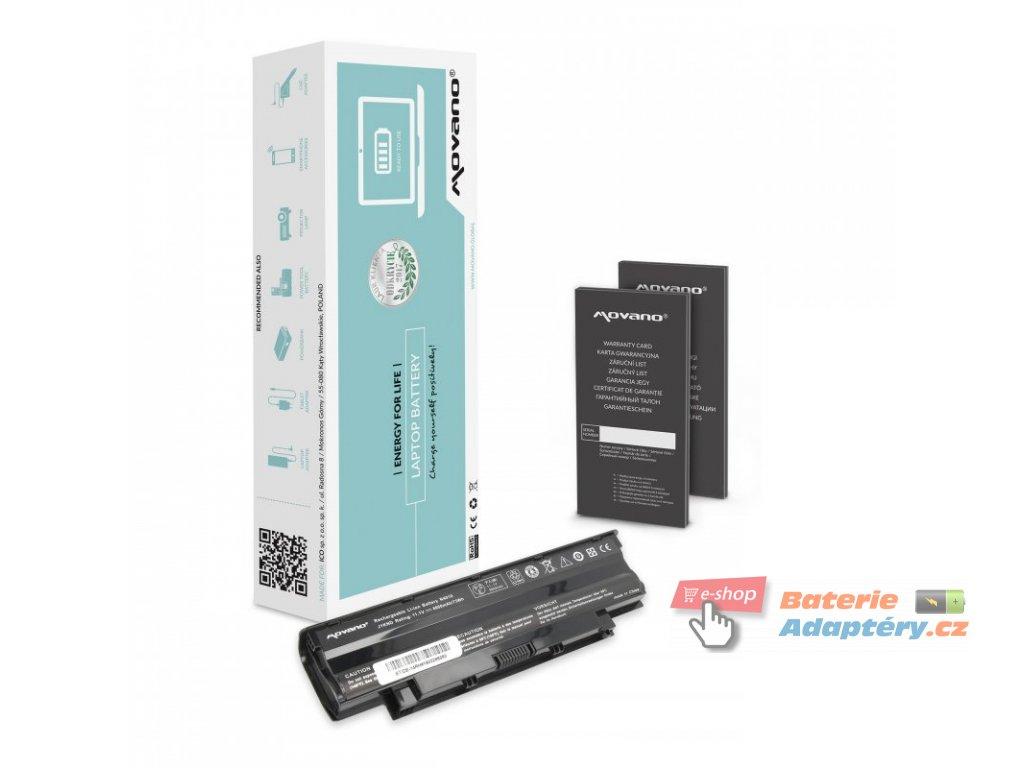 Baterie movano Dell 13R, 14R, 15R (6600mAh)