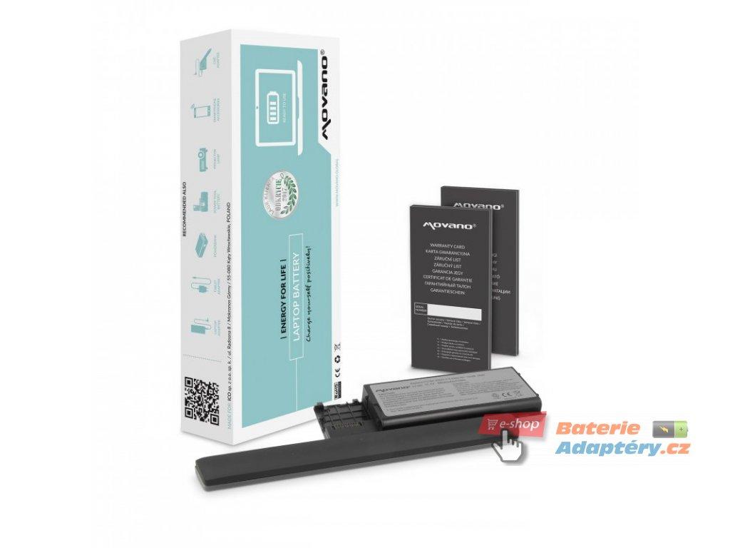 Baterie movano Dell Latitude D620 (6600mAh)