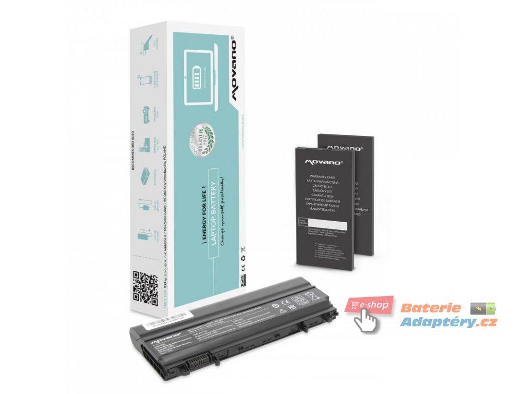 Baterie movano Dell Latitude E5440, E5540 (6600mAh)