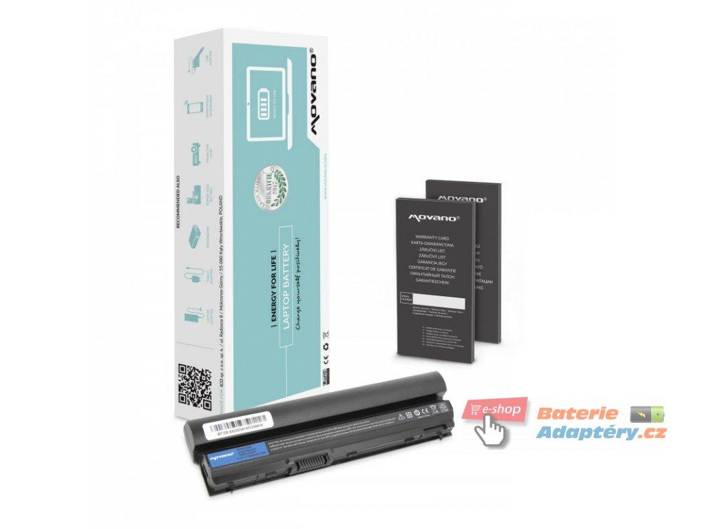 Baterie movano Dell Latitude E6220, E6320 (6600 mAh)