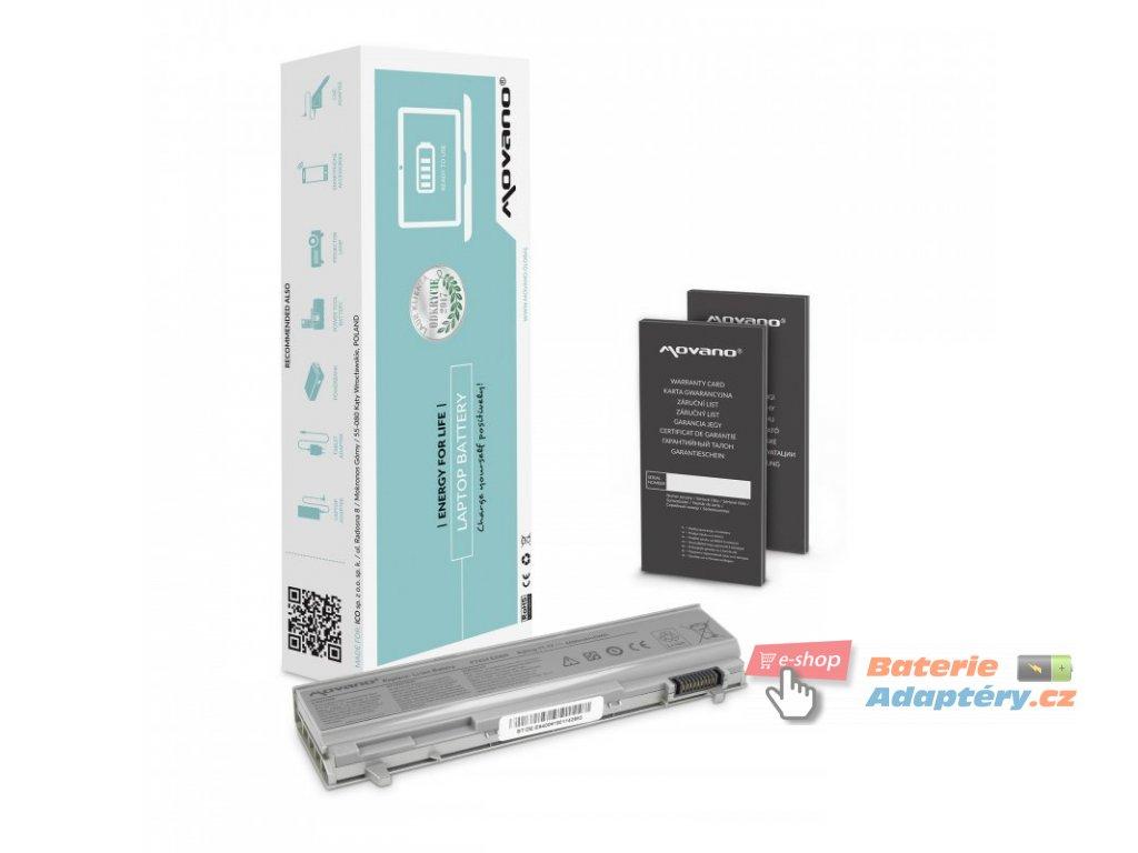 Baterie movano Dell Latitude E6400 (4400mAh)