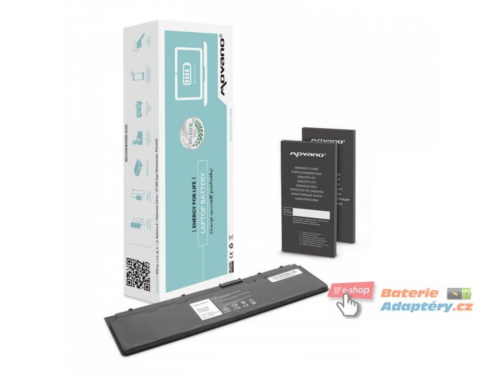 Baterie movano Dell Latitude E7240, E7250