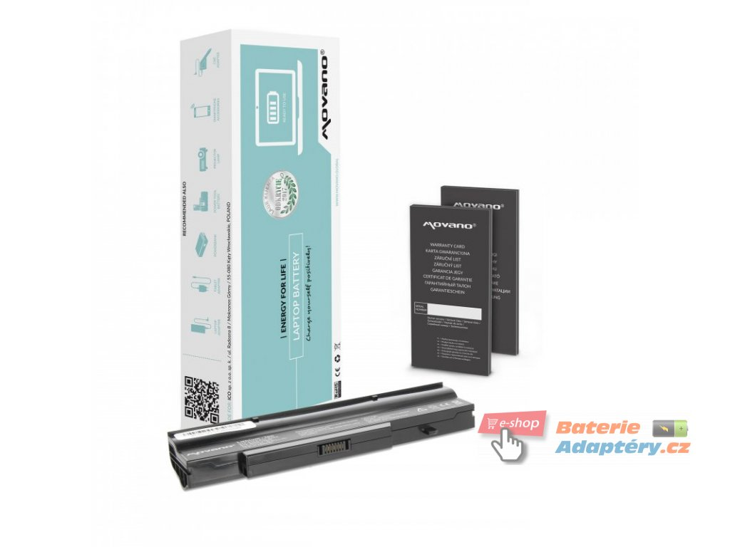 Baterie movano Fujitsu Li1718, V8210