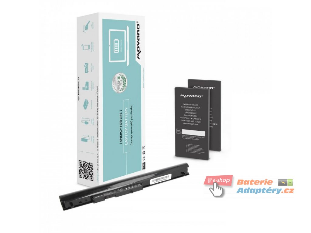 Baterie movano HP 240 G2, 255 G2 - 11.1v