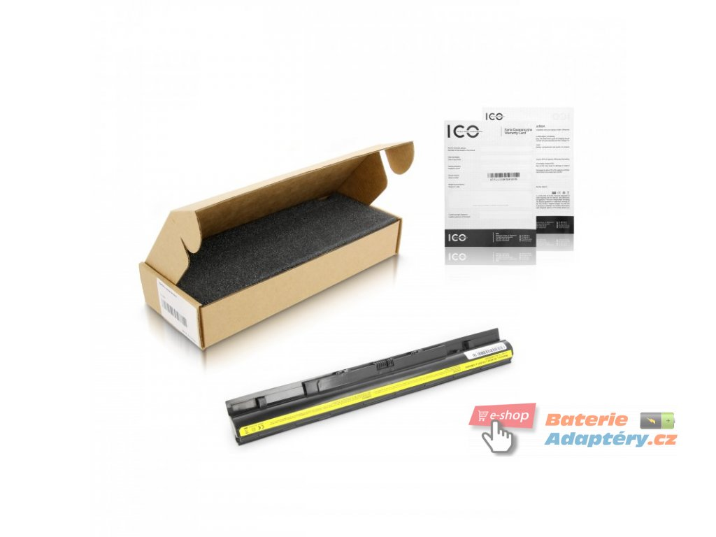 Baterie replacement Lenovo IdeaPad G500s, G510s (4400mAh)