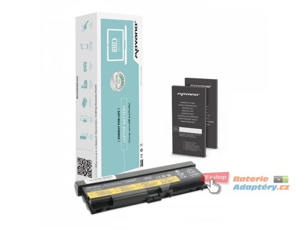 Baterie movano Lenovo E40, E50, SL410, SL510 (6600mah)