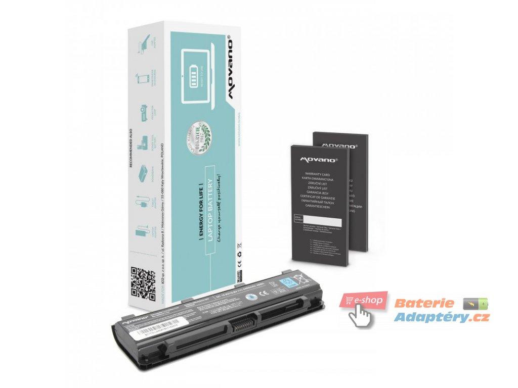 Baterie movano Toshiba C850, L800, S855