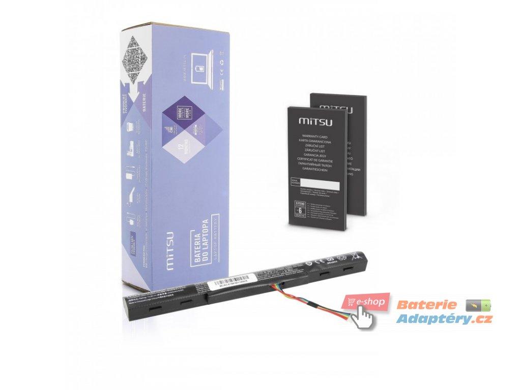 Baterie mitsu Acer Aspire E5-475, E5-575