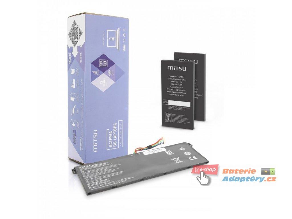 Baterie mitsu Acer Aspire E3-111, V5-122