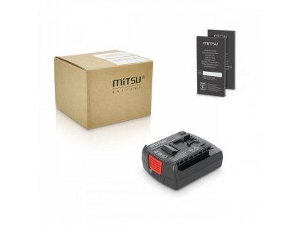 Baterie mitsu Bosch BAT607,BAT607G