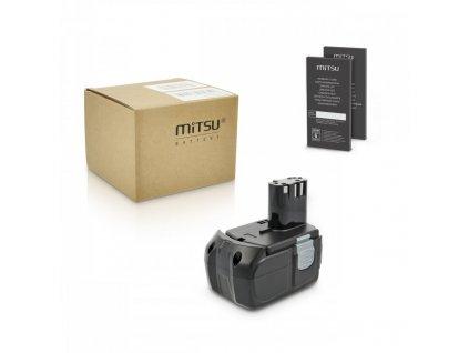 Baterie mitsu Hitachi EB1424 (2000mAh)