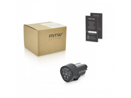 Baterie mitsu Makita CL100, ML101