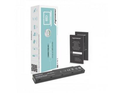 Baterie movano Fujitsu Li3560, Li3710