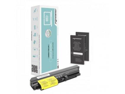 """Baterie movano IBM 14"""" T61, R61 (4400mAh)"""
