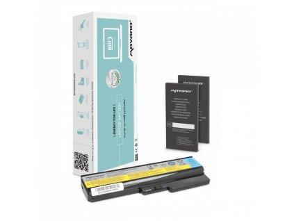 Baterie movano Lenovo IdeaPad G450, G530, G550