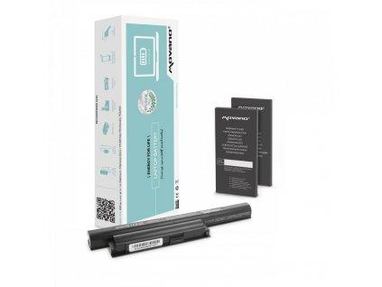 Baterie movano Sony BPS22 (černá)