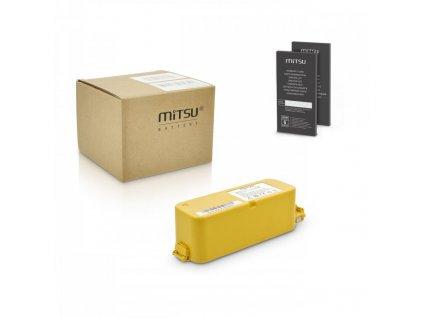 Baterie mitsu Irobot Roomba 400, 410, 4000