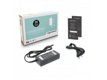 Nabíječka movano 45W USB type C USB-C (black)