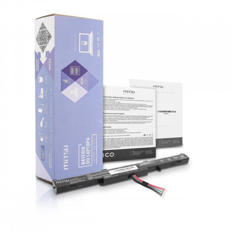 Baterie mitsu Asus A550E, K550E