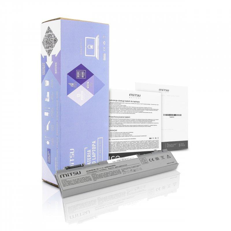 Baterie mitsu Dell Latitude E6400 (4400mAh)