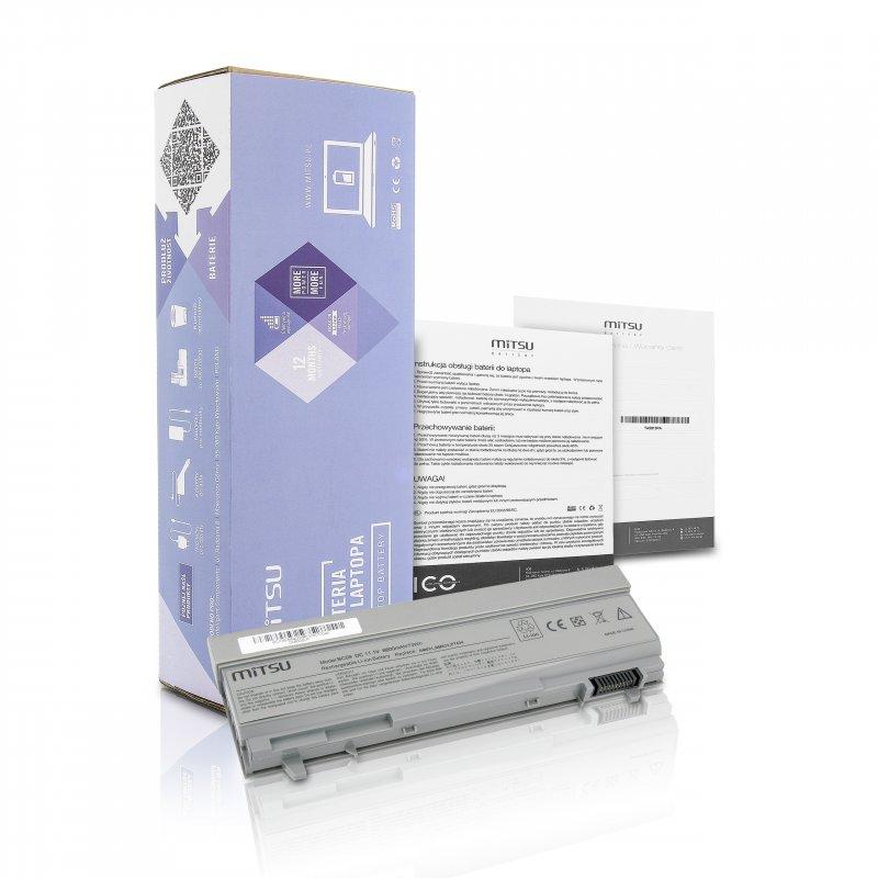 Baterie mitsu Dell Latitude E6400 (6600mAh)