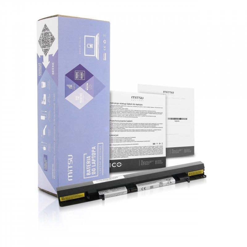 Baterie mitsu Lenovo IdeaPad S500