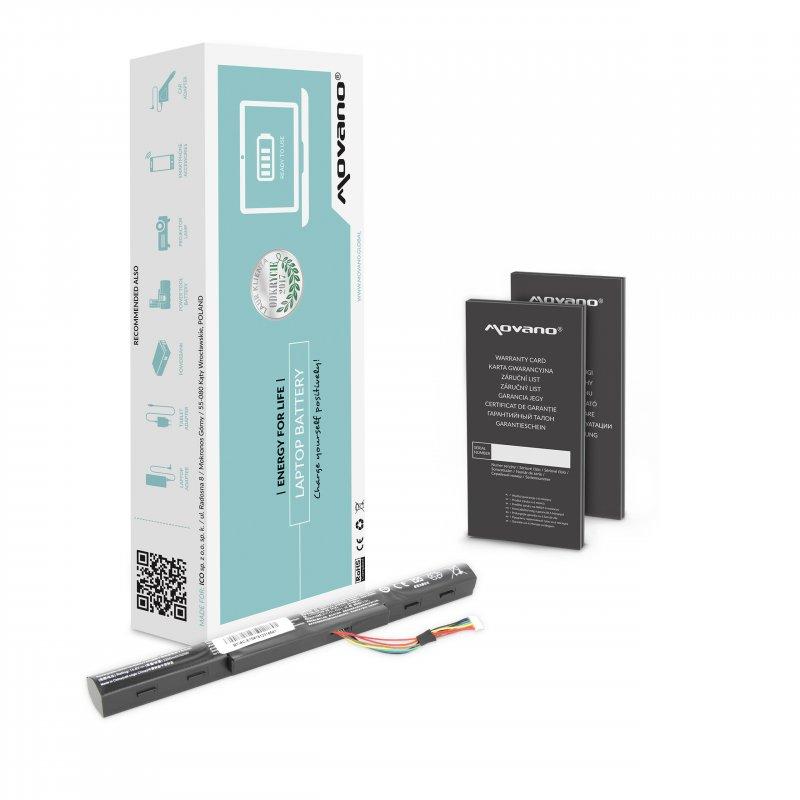 Baterie movano Acer Aspire E5-475, E5-575