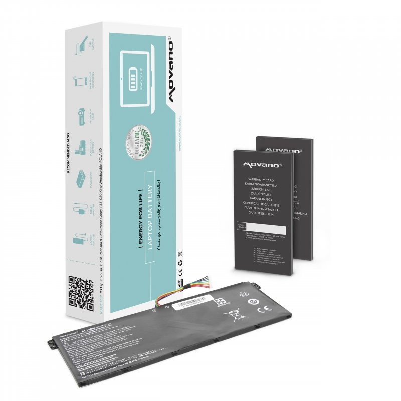 Baterie movano Acer Aspire E3-111, V5-122