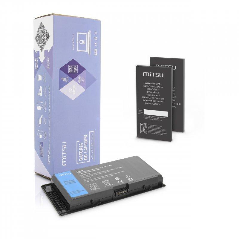 Baterie mitsu Dell Precision M6600, M6800