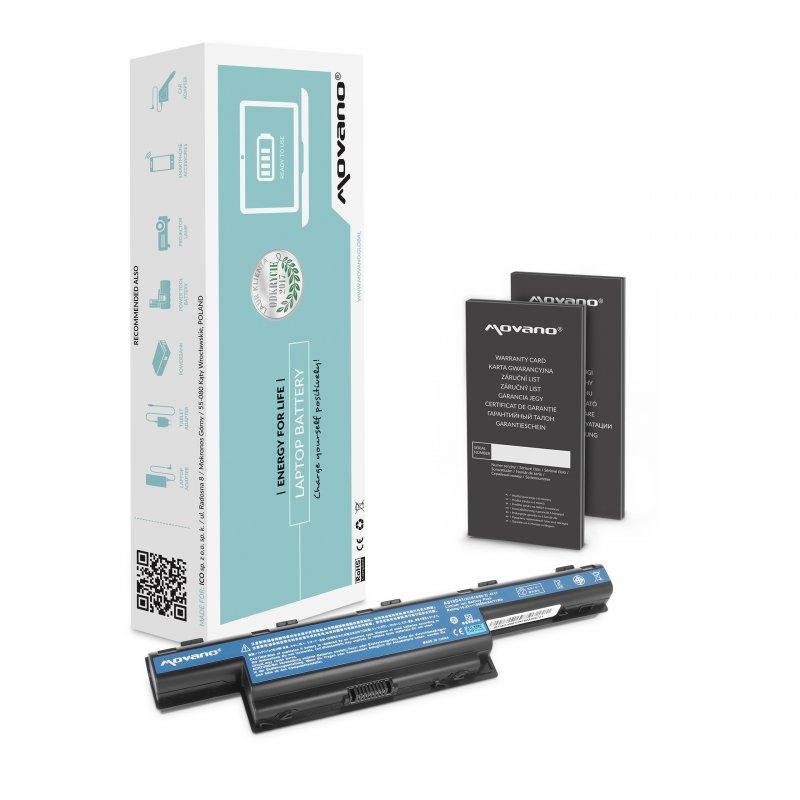 Baterie movano Acer Aspire 4551, 4741, 5741 (6600mAh)