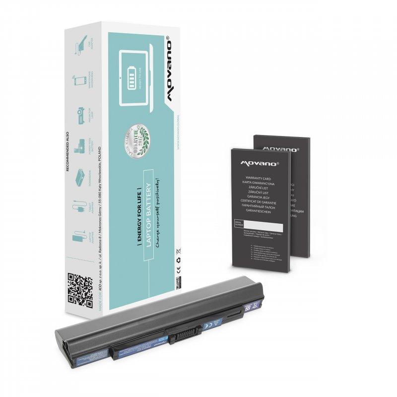 Baterie movano Acer AO531h, AO751h (černá)