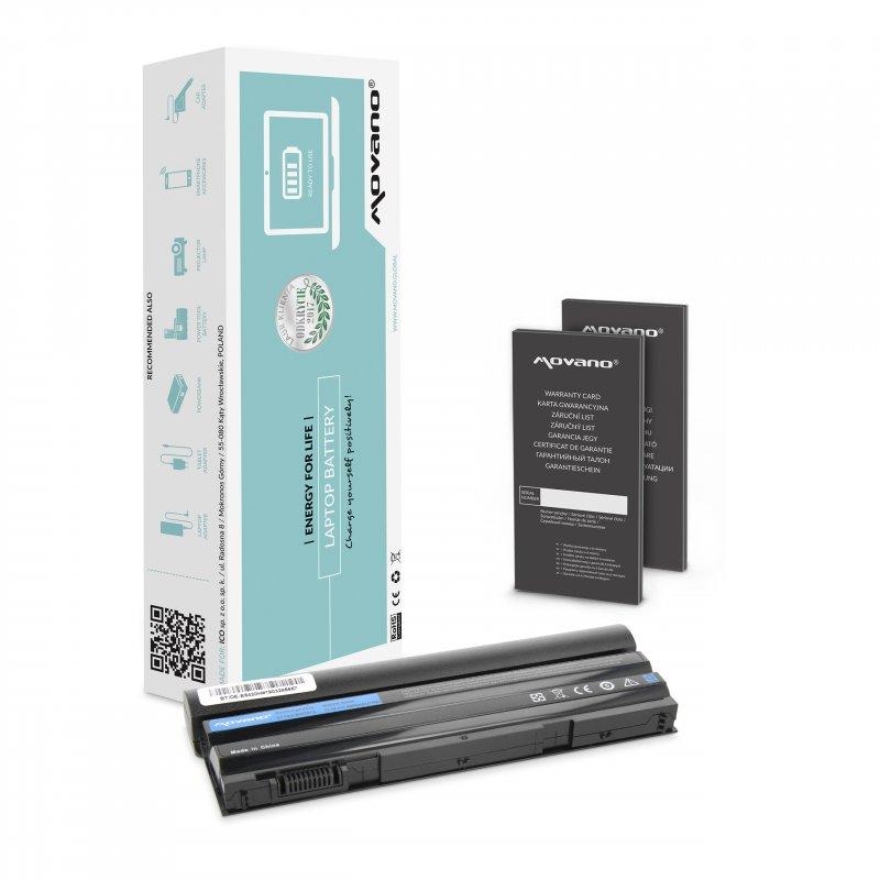 Baterie movano Dell Latitude E6420 (6600mAh)