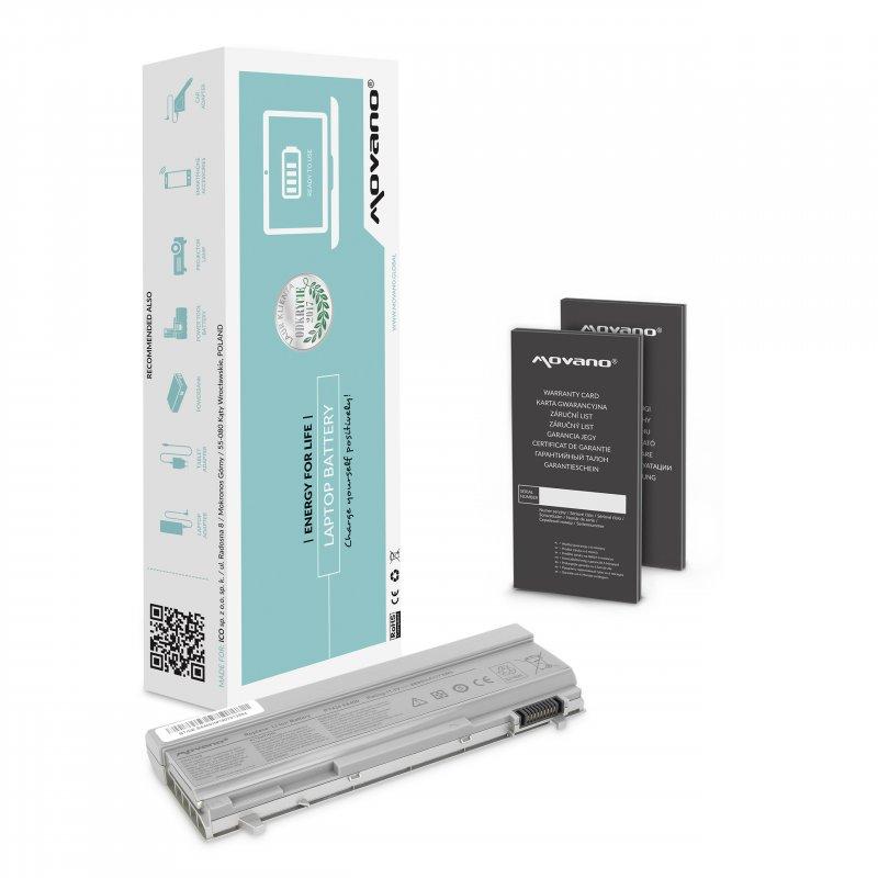 Baterie movano Dell Latitude E6400 (6600mAh)