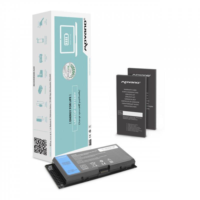 Baterie movano Dell Precision M6600, M6800, M4800