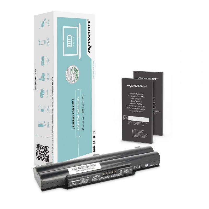 Baterie movano Fujitsu A530, AH531