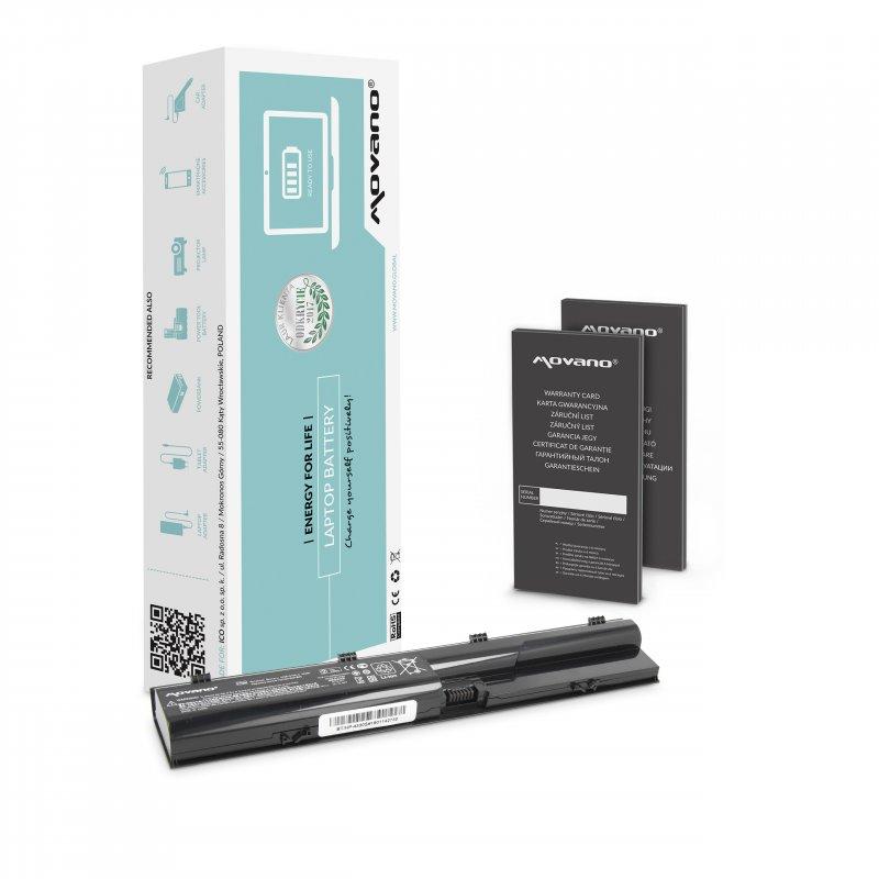 Baterie movano HP ProBook 4330s, 4530s (4400mAh)