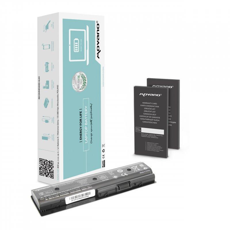 Baterie movano HP dv4-5000, dv6-7000