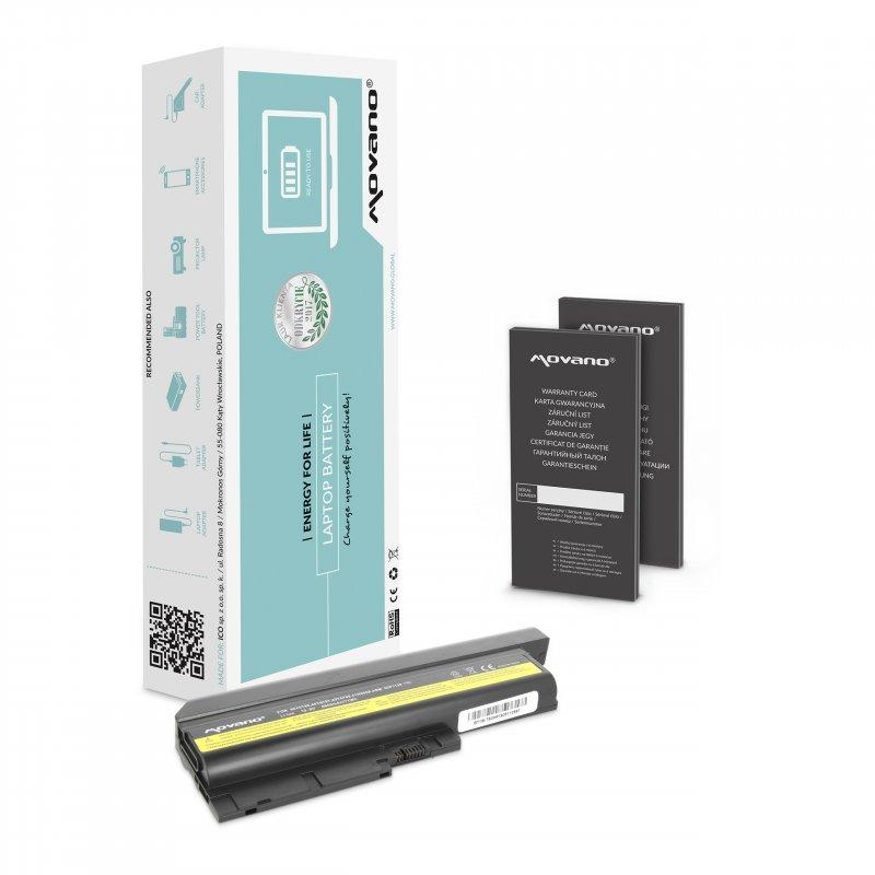 Baterie movano IBM R60, T60, T61 (6600mAh)